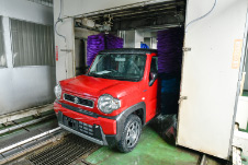 洗車|部品積み込み|みがき
